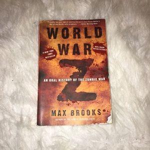 World War Z, the novel